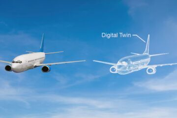 Aircraft logistics digital twin