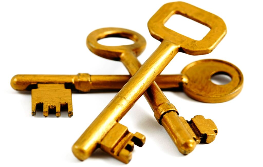 3 keys to success