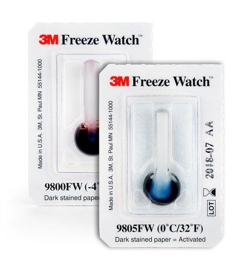 3M Freeze watch