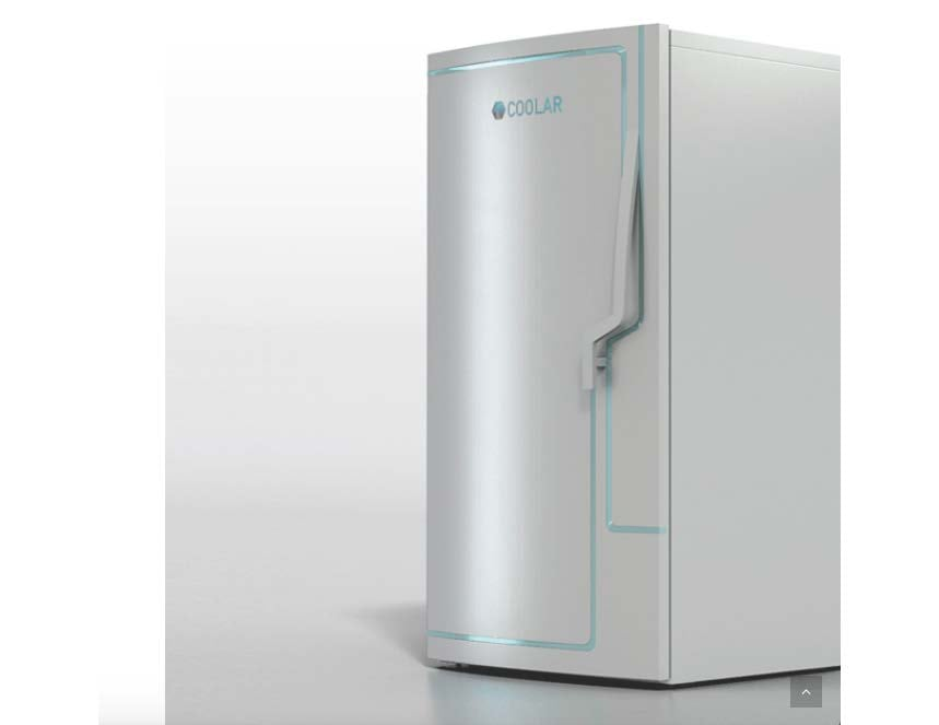Coolar refrigerator - off-grid vaccine storage