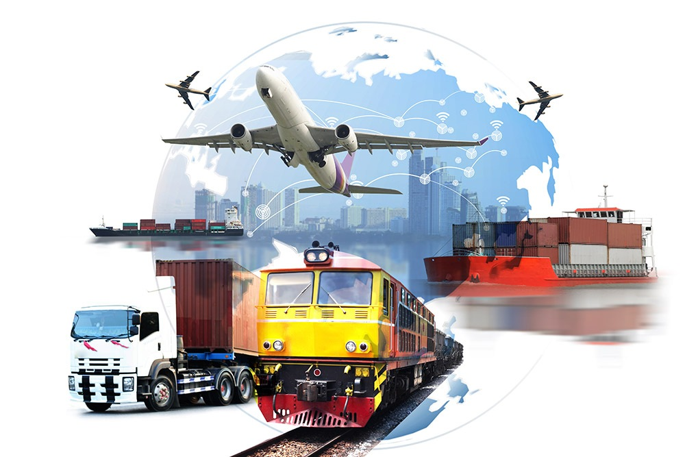 methods fo transportation for logistics