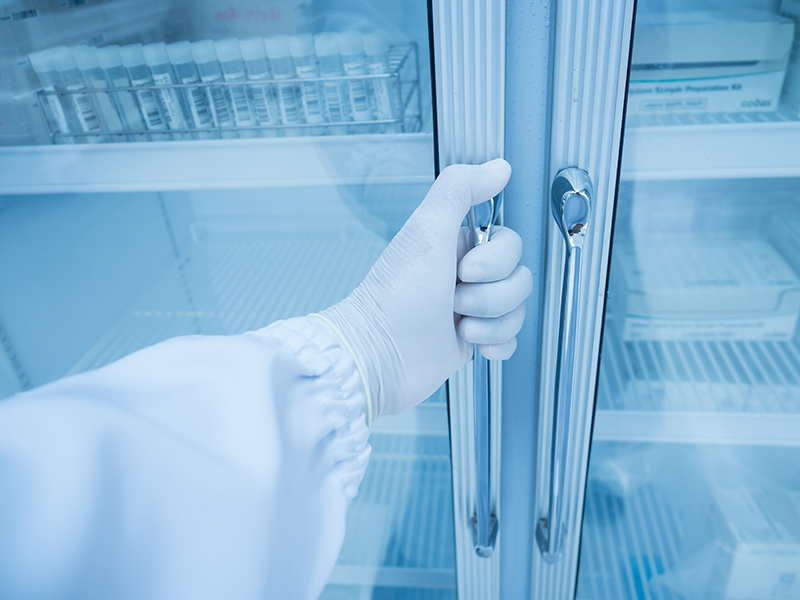 Medical refrigerator. World Health Organization guidance on the storage and transport of temperature sensitive pharmaceutical products