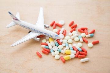 pharma air freight