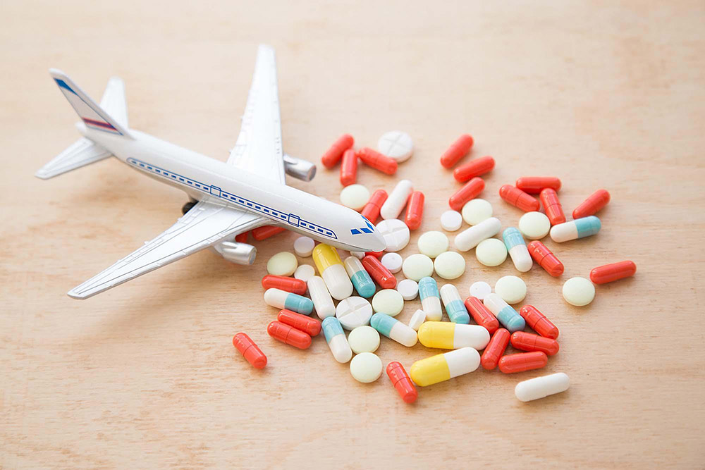 pharma air freight