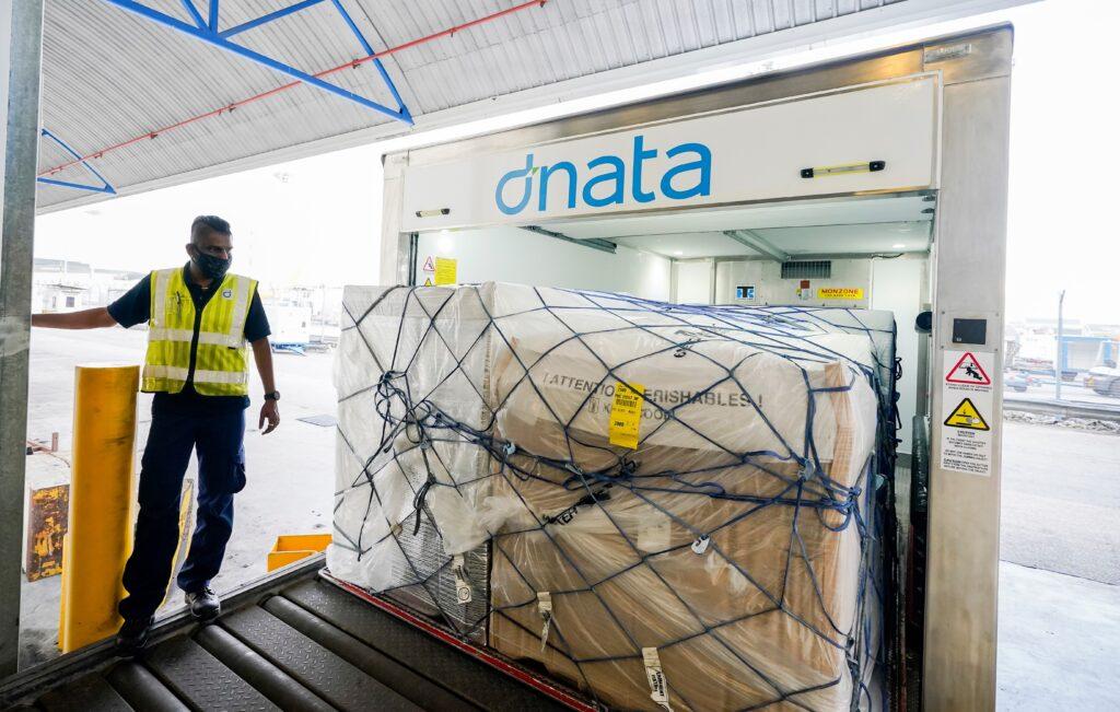 dnata facilities singapore changi airport