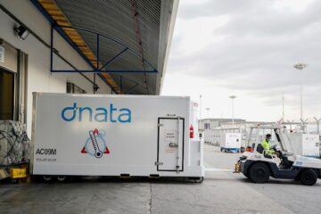 dnata cold dollies pharma cold chain singapore