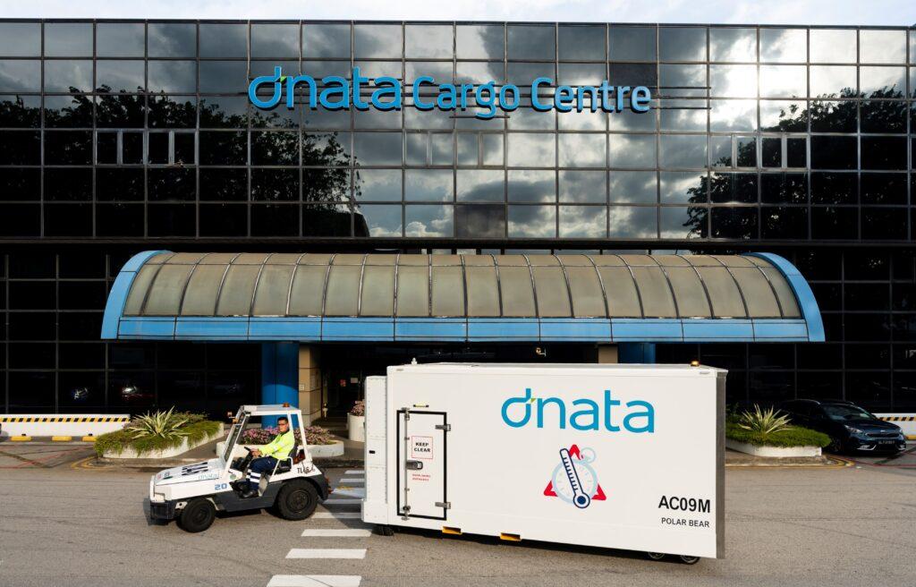 dnata pharma and perishable handling