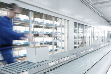 The cold chain and the pharmaceutical industry