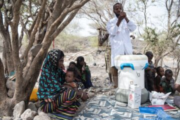 Vaccine Cold Chain In Rural Areas