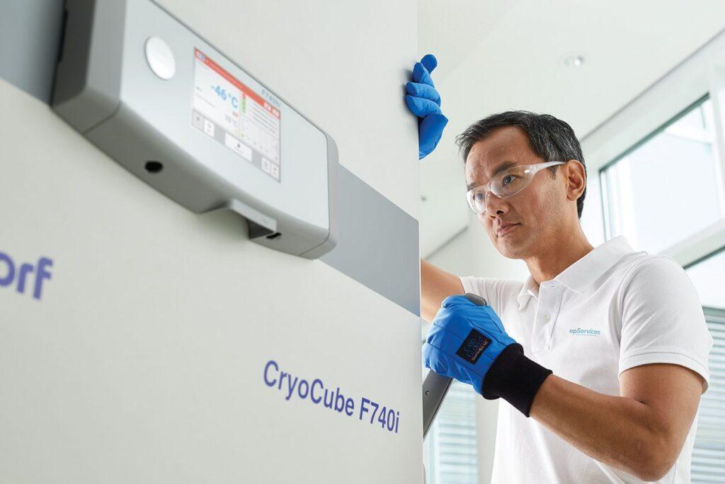 Maintenance of Ultralow Temperature Freezers