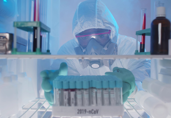 Storing and Monitoring vaccines in clod storages