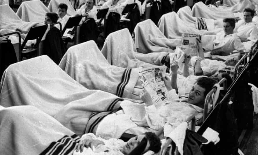 Vaccination program 1980