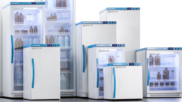 different types of medical- grade refrigerators