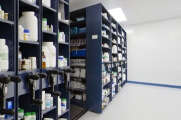 Environment Monitoring in Pharmaceutical Storage