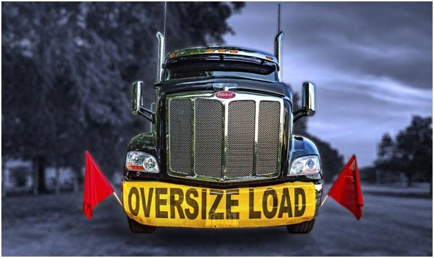 overload trailer shipment