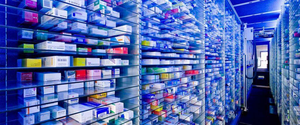 drug storage best conditions