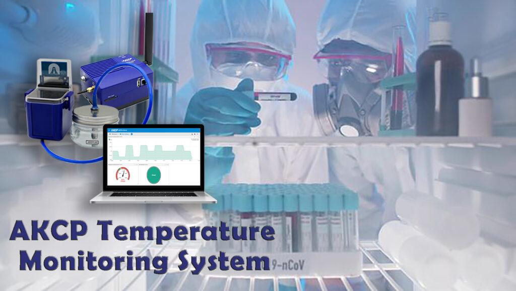 Vaccine Storage Temperature monitoring