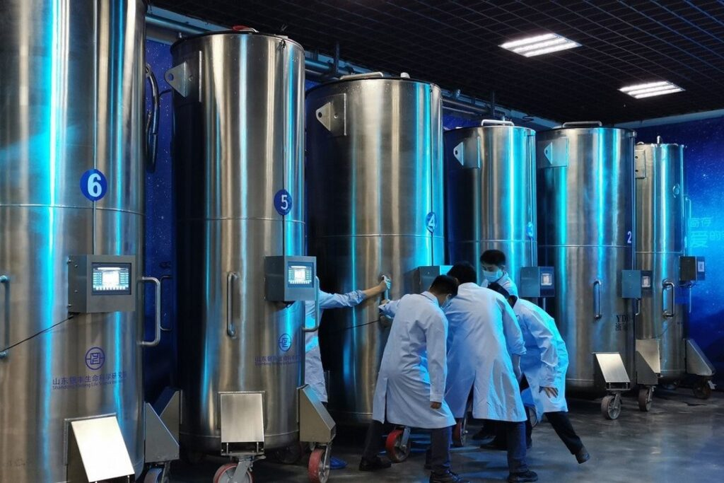 Future of Cryopreservation